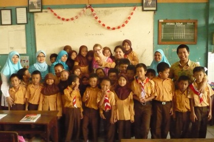 Madrassa in Indonesia