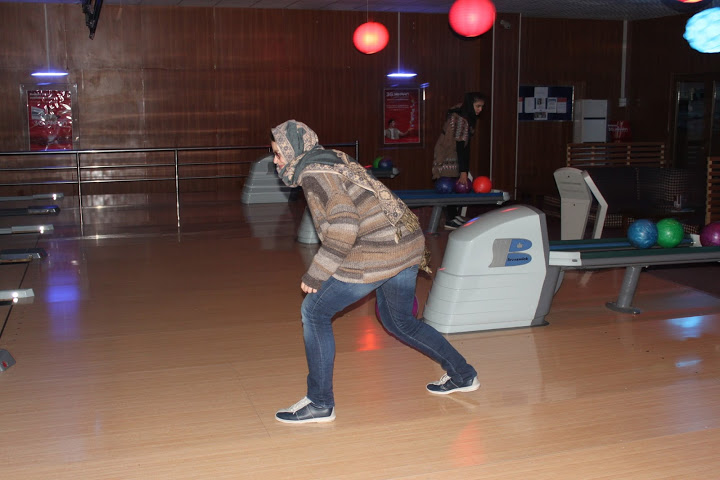 Bowling Ally in Kabul