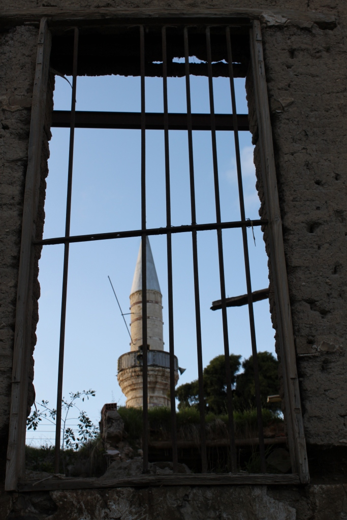 Mosque in Limassol - click on the photo for more